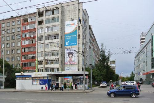 """Баннерная ткань Frontlit TFL, 440 г/м² (18x12"""", 300х500D), 1,37*50м"""