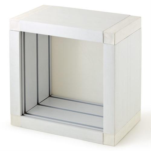 Профиль Кваттро 130*4000мм белый