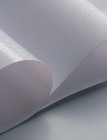 Баннерная ткань Frontlit TFL, 440 г/м² (18×12″, 300х500D), 2,50*50м