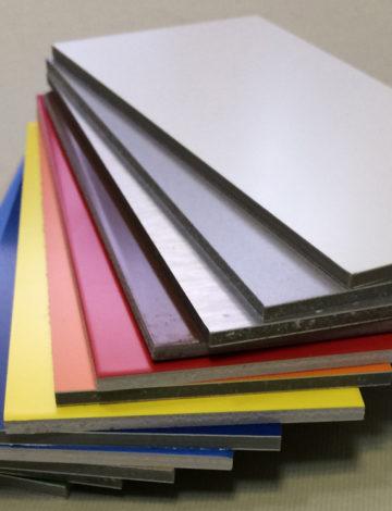Алюминиевая композитная панель GoldStar 021 3*1500*4000мм чёрный (G9005)