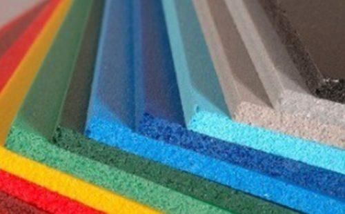 Вспененный листовой ПВХ Unext Color 3*1560*3050мм жёлтый