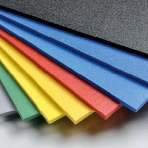 Вспененный листовой ПВХ Unext Color 3*1560*3050мм синий
