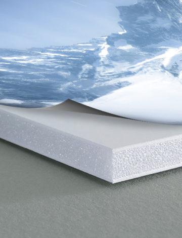 Пенопластик 5*1000*1400мм белый