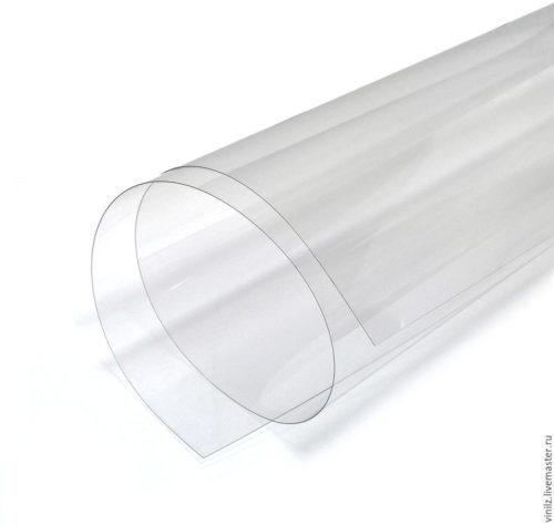 Полиэфирный пластик NOVATTRO ПЭТ-А 0,3*1250*2050мм