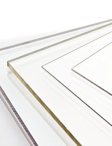 Экструзионное оргстекло VIKUGLAS acryl XT 3*2050*3050 белое