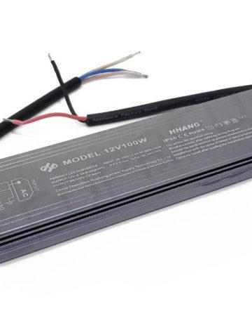 Блок питания DL-100W-12V-IP67-SLIM-HH