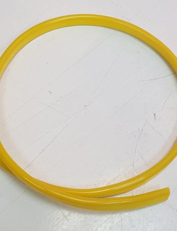 Тонкий неон 12V, цвет жёлтый DL-NEONTHIN-12-B-25mm-TS