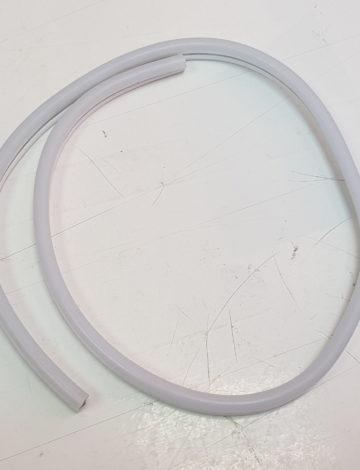 Тонкий неон 12V, цвет белый DL-NEONTHIN-12-W-SILIKON816-DL