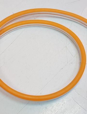 Тонкий неон 12V, цвет жёлтый DL-NEONTHIN-12-Y-SILIKON816-DL