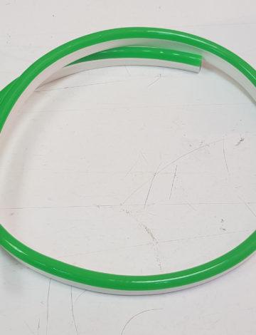 Тонкий неон 220V, цвет зелёный DL-NEONTHIN-220-G-DL