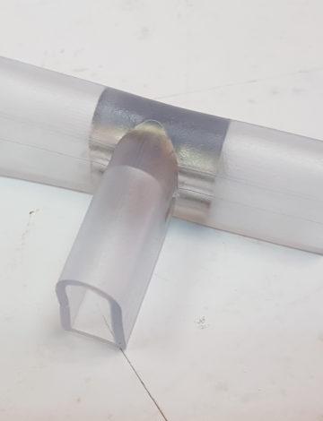 Соединитель для тонкого неона DL-NEONTHIN-220-CONNECTOR-Т